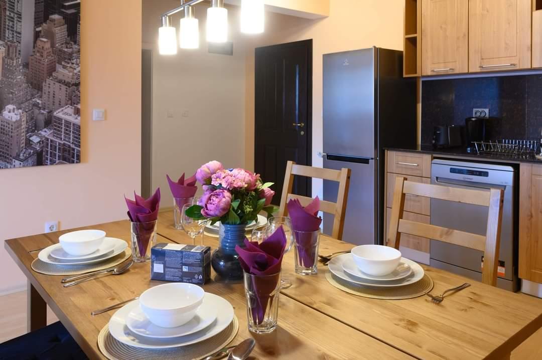 Нощувка в апартамент за четирима + релакс зона в Апартаменти за гости в Пампорово, снимка 8