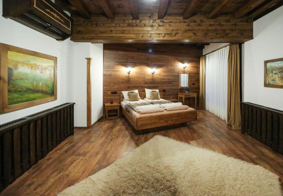 Почивка в Лещен Нощувка на човек със закуска + басейн и релакс пакет от Къща за гости Родопски кът, снимка 11