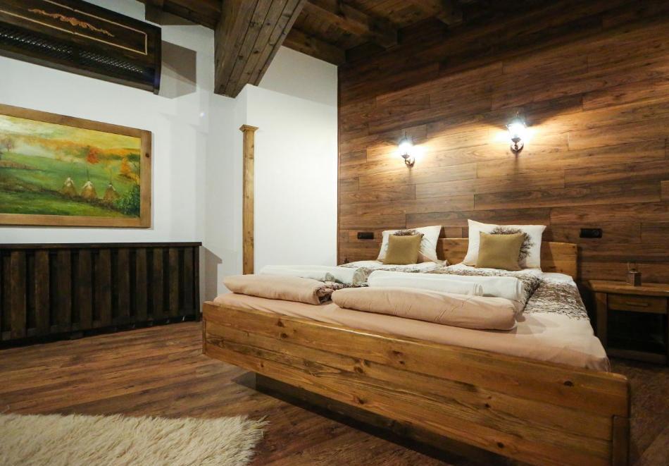Почивка в Лещен Нощувка на човек със закуска + басейн и релакс пакет от Къща за гости Родопски кът, снимка 10