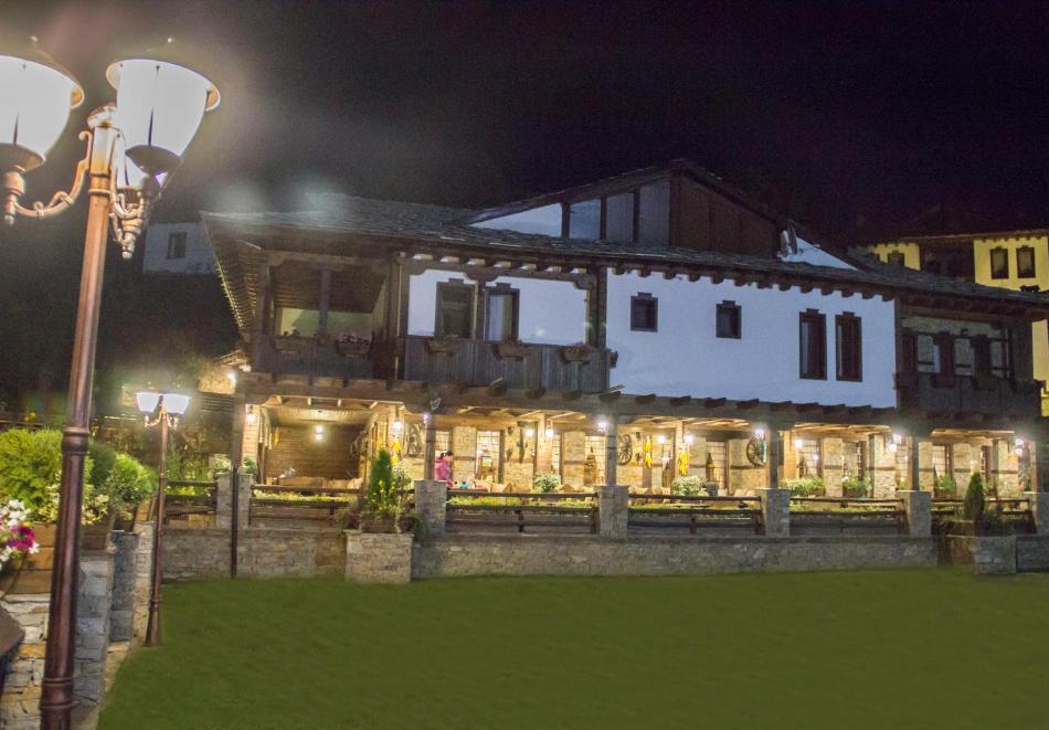 Почивка в Лещен Нощувка на човек със закуска + басейн и релакс пакет от Къща за гости Родопски кът, снимка 6