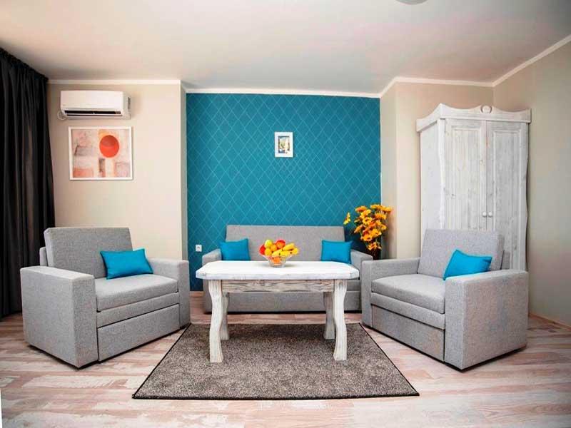 На ПЪРВА линия, плаж Оазис Бийч, Лозенец! Нощувка за ДВАМА или ТРИМА + басейн в хотел Оазис дел Сол. Дете до 12г. - безплатно, снимка 7
