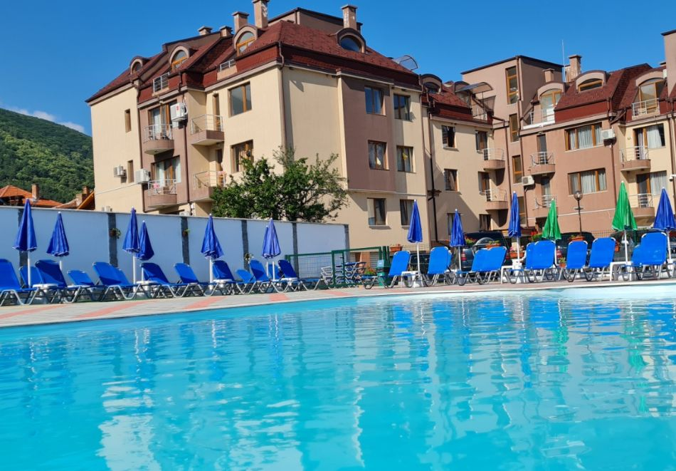 Апартаменти за гости Сапрева Апарт, гр.Сапарева Баня