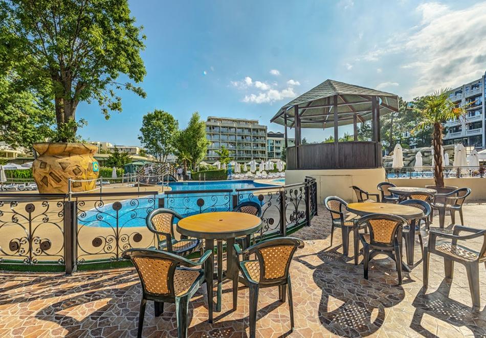 09.09 - 25.09: Нощувка на човек на база All Inclusive + басейн в ДАС клуб хотел, Слънчев бряг. Дете до 12г. БЕЗПЛАТНО, снимка 19
