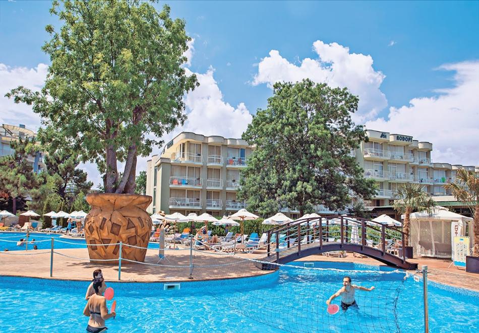 09.09 - 25.09: Нощувка на човек на база All Inclusive + басейн в ДАС клуб хотел, Слънчев бряг. Дете до 12г. БЕЗПЛАТНО, снимка 4