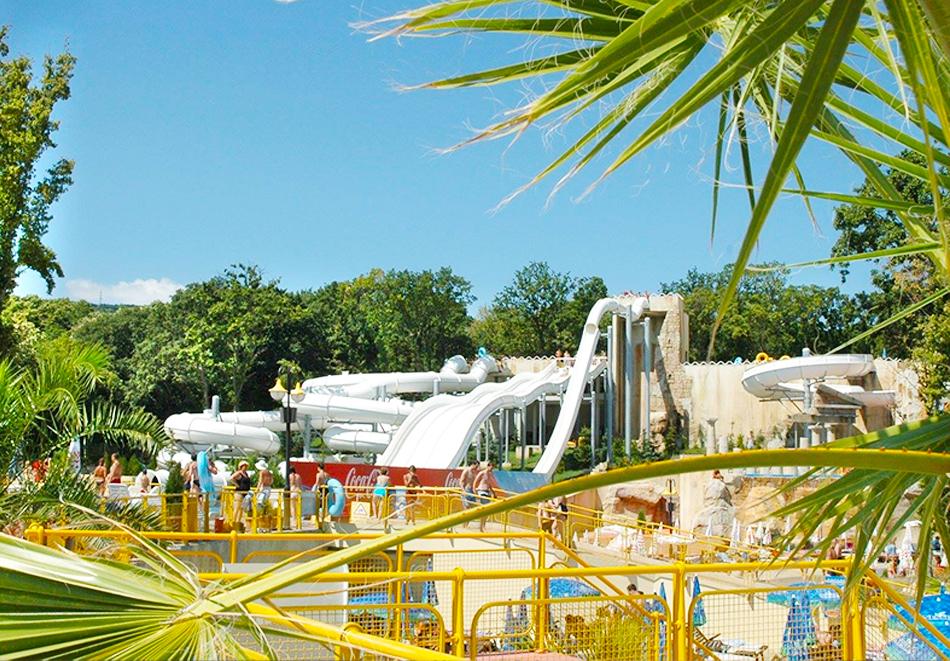 Нощувка на човек на базаAll Inclusive + басейн, чадър и шезлонг от хотел Хелиос Спа, Златни Пясъци. Дете до 11.99г. БЕЗПЛАТНО!, снимка 3