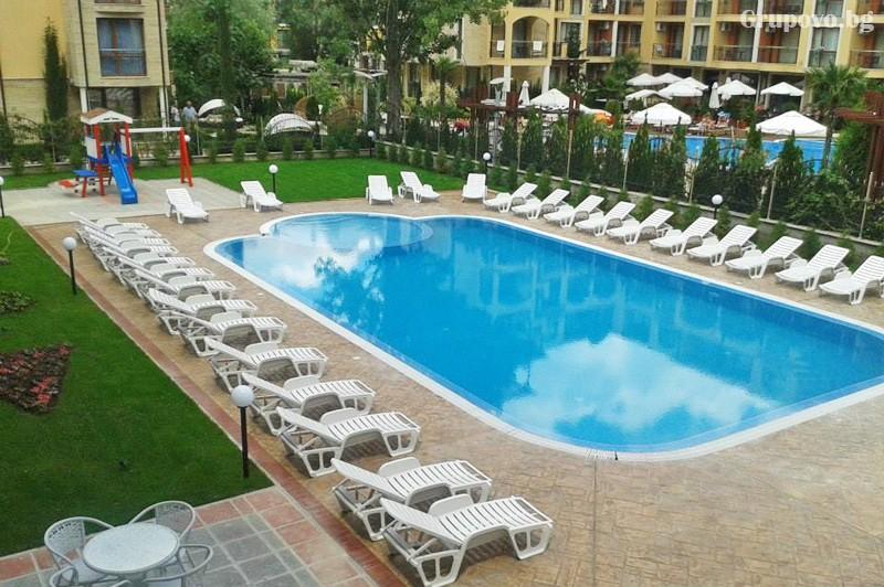 Лято в Слънчев бряг! Нощувка на човек, на база All Inclusive + басейн в луксозния хотел Съни Бюти Палас****, снимка 2