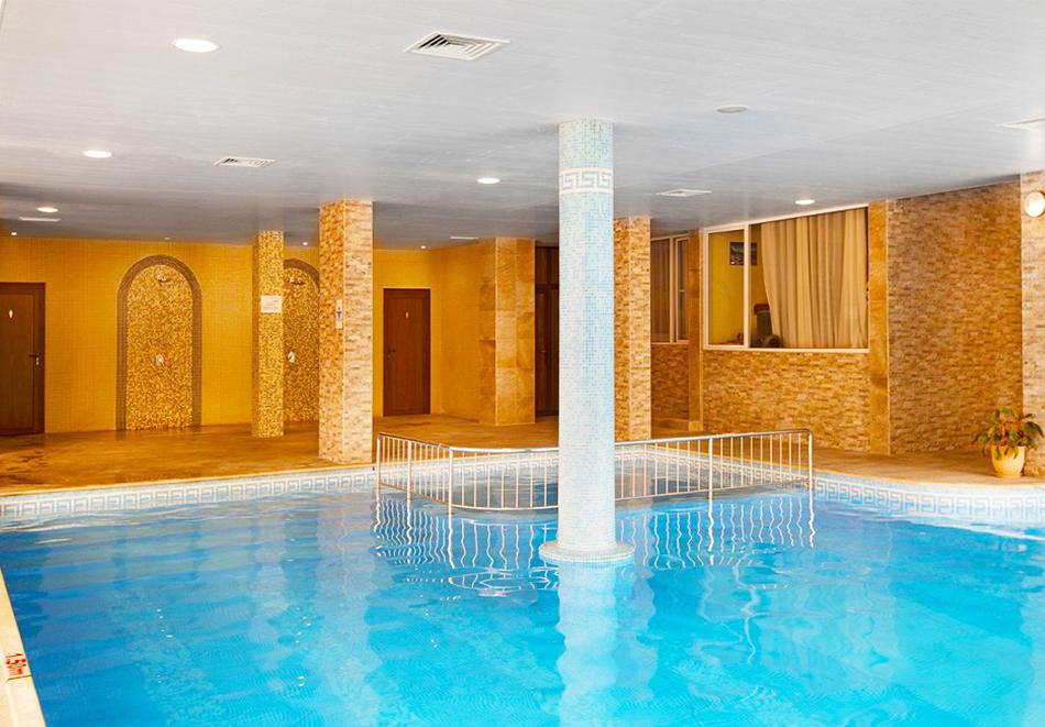 Нощувка на човек на база All inclusive + басейн и СПА в хотел Шипка 4*, к.к. Златни Пясъци, снимка 4