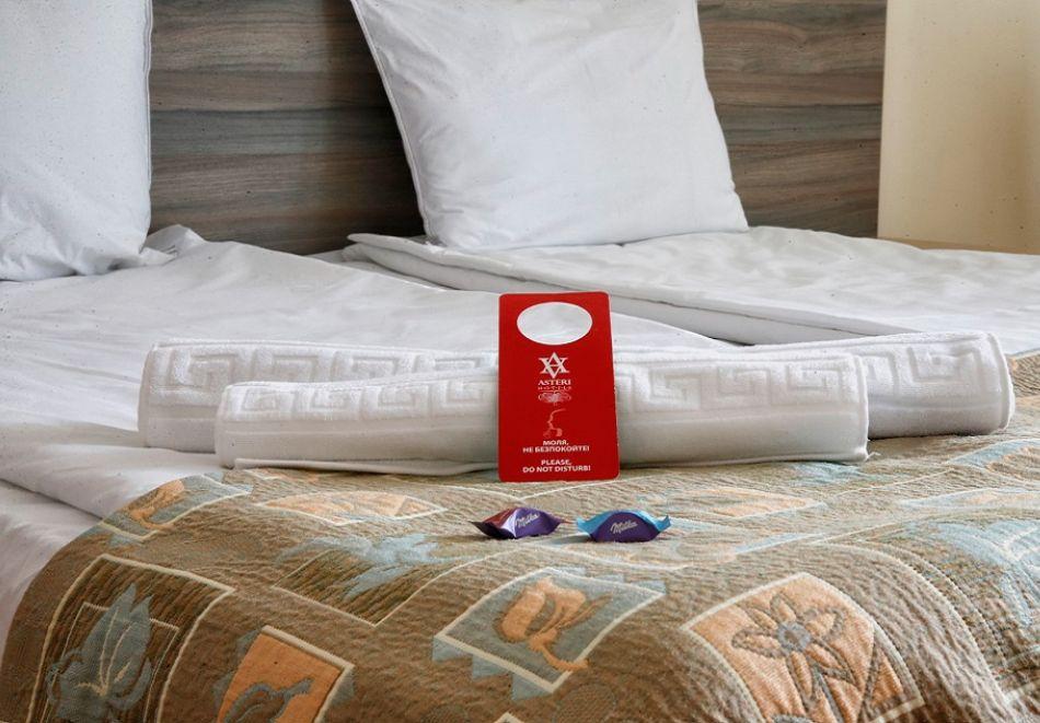 Нощувка на човек на база All Inclusive + басейн от Гранд хотел Оазис, само на 80 м. от плажа в Слънчев Бряг. БЕЗПЛАТНО - дете до 11.99г., снимка 13