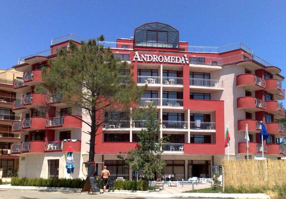 Хотел Андромеда, Слънчев бряг