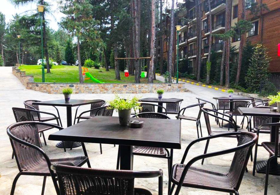 5 нощувки със закуски и вечери на човек + минерален басейн и процедури с предоставяне на направление № 3  в Балнео Комплекс Панорама, Велинград, снимка 4