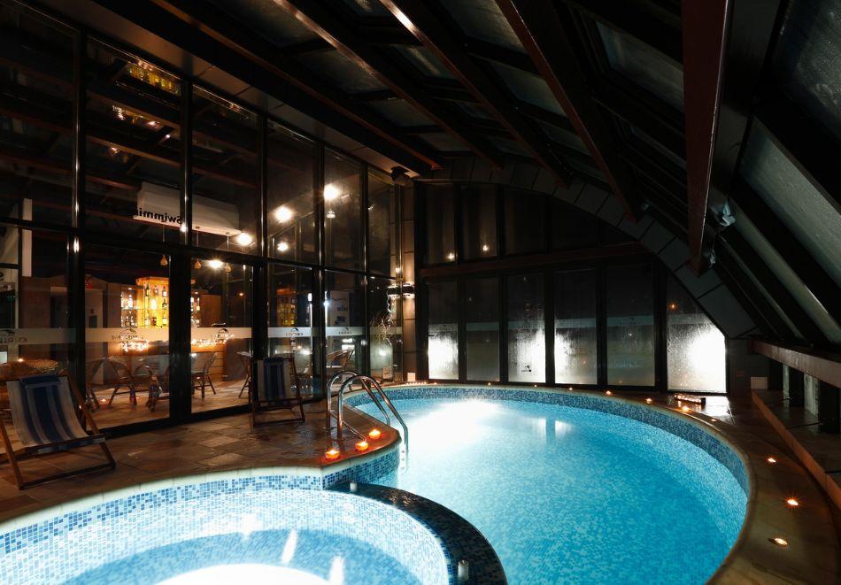 Нощувка на човек + минерален басейн и релакс зона от хотел Евридика, Девин, снимка 4