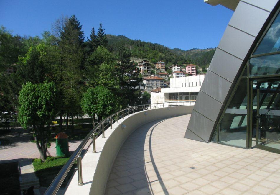 Нощувка на човек + минерален басейн и релакс зона от хотел Евридика, Девин, снимка 24