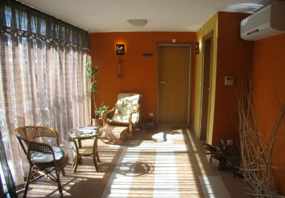 Нощувка на човек + минерален басейн и релакс зона от хотел Евридика, Девин, снимка 23