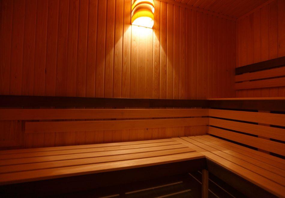 Нощувка на човек + минерален басейн и релакс зона от хотел Евридика, Девин, снимка 6