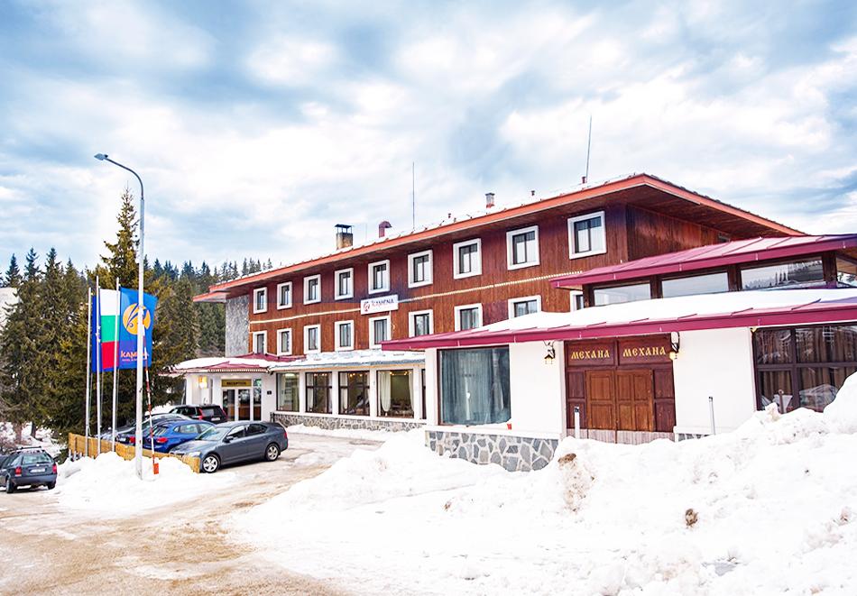 Хотел Камена, Пампорово