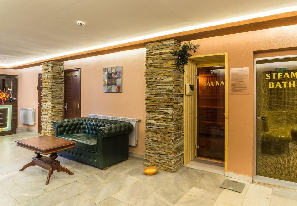 Две или три нощувки на човек със закуски + басейн и солна стая в хотел Елина***, Пампорово, снимка 6