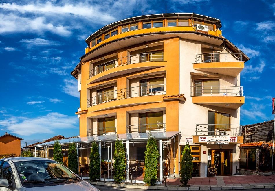 Семеен хотел Илиевата къща, Сапарева баня