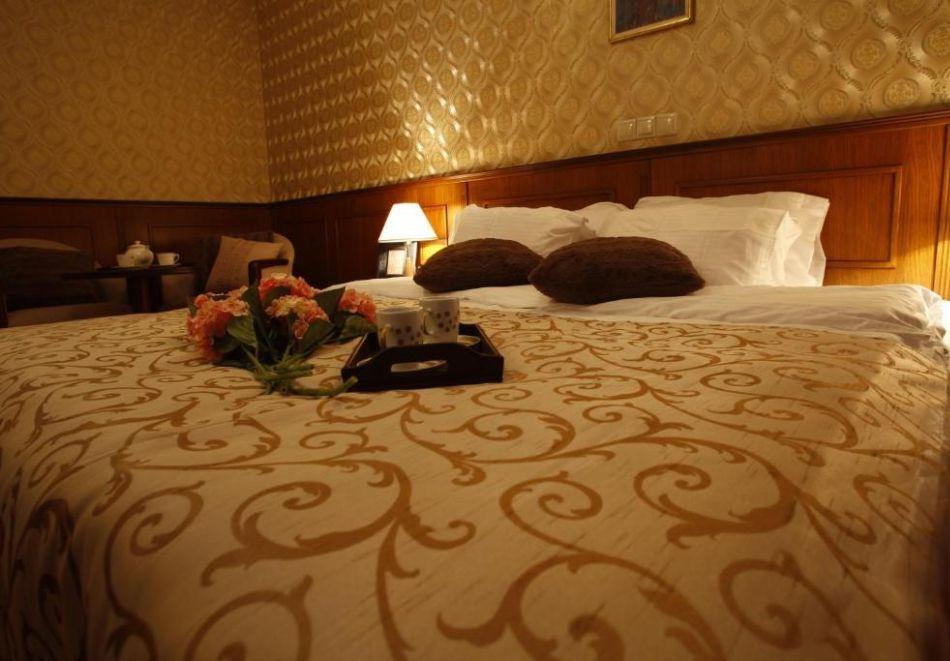 Нощувка на човек със закуска и вечеря + релакс пакет в Семеен хотел Маунтин Бутик, Девин, снимка 9