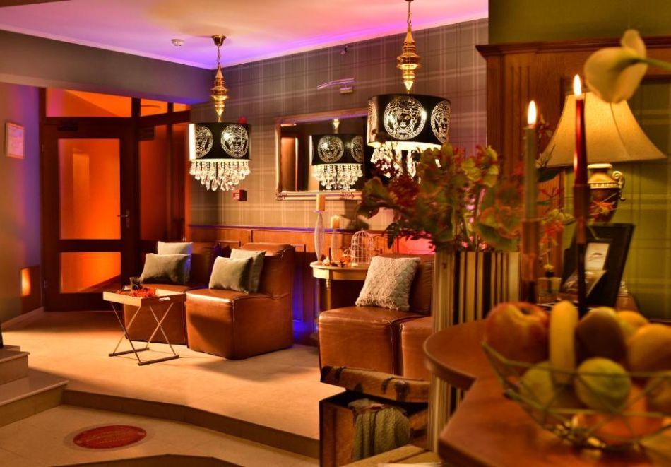 Нощувка на човек със закуска и вечеря + релакс пакет в Семеен хотел Маунтин Бутик, Девин, снимка 17