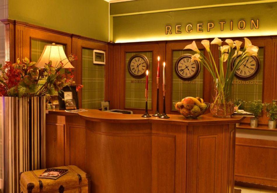 Нощувка на човек със закуска и вечеря + релакс пакет в Семеен хотел Маунтин Бутик, Девин, снимка 20