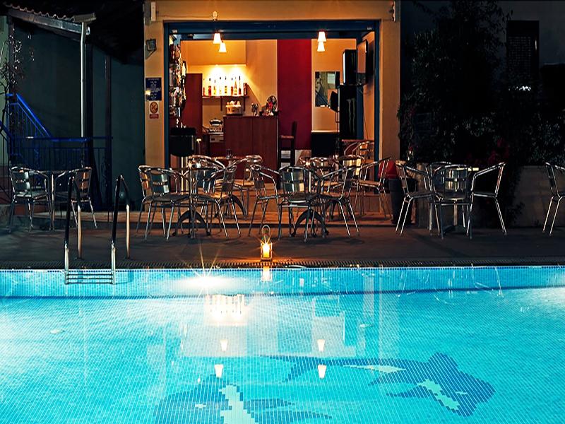Хотел Stratos, Афитос, п-в Касандра