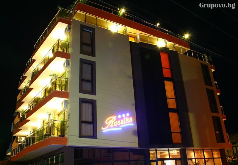 3, 5 или 7 нощувки на човек със закуски и вечери + джакузи в хотел Русалка, Китен, снимка 6