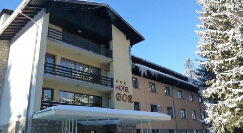 Хотел Бор, Боровец