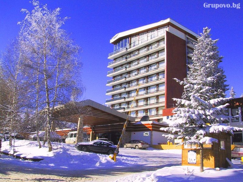2 нощувки на човек със закуски и вечери + басейн и релакс зона от Гранд хотел Мургавец****, Пампорово, снимка 2