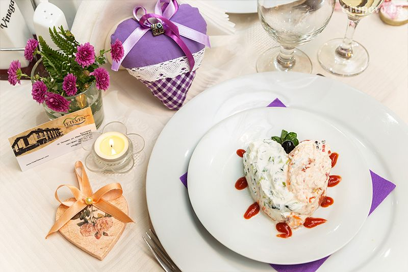 Нощувка на човек със закуска, обяд* и вечеря + сауна в хотел Тетевен, снимка 11