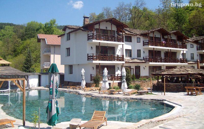 Хотел Петрелийски, село Огняново