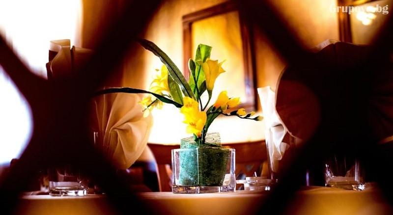 Нощувка на човек със закуска или закуска и вечеря в Семеен Хотел Елеганс, Арбанаси, снимка 4