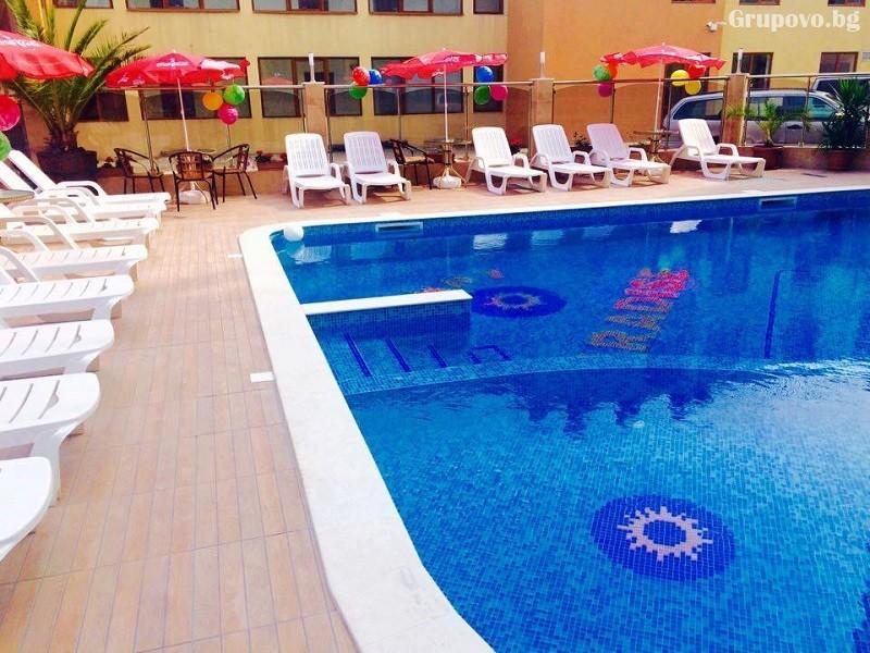 Лято 2021г. в Китен. Нощувка със закуска, обяд и вечеря + басейн на цени от 39.50 лв. в хотел Съни Парадайз***, снимка 11