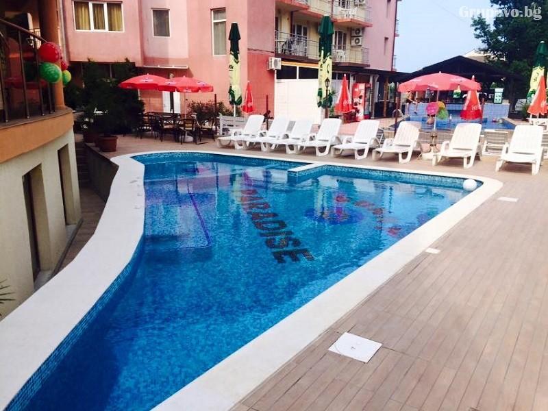 Лято 2021г. в Китен. Нощувка със закуска, обяд и вечеря + басейн на цени от 39.50 лв. в хотел Съни Парадайз***, снимка 12