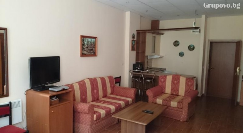 СКИ почивка в Боровец! 2 или 3 нощувки за двама възрастни + две деца до 14г. от ТЕС Флора апартаменти, снимка 7