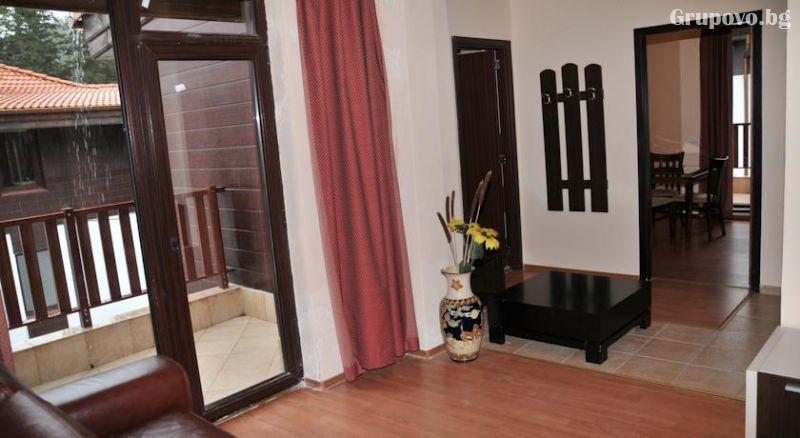 СКИ почивка в Боровец! 2 или 3 нощувки за двама възрастни + две деца до 14г. от ТЕС Флора апартаменти, снимка 6