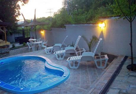 5 или 7 нощувки в бунгало за до 6-ма + басейн във Ваканционно селище Кокиче , Приморско, снимка 3