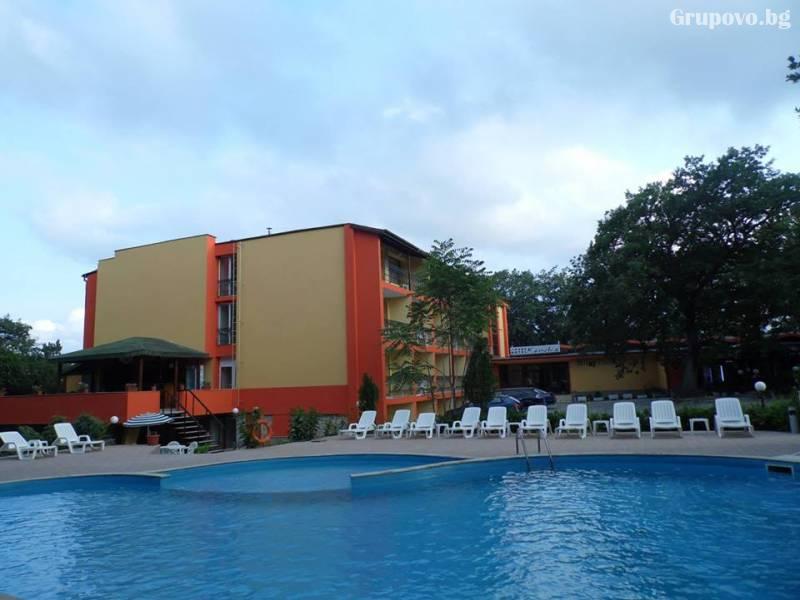 Парк-хотел Камчия, Камчия