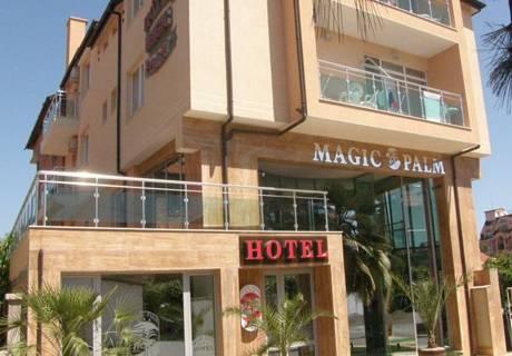 Хотел Меджик Палм, Равда