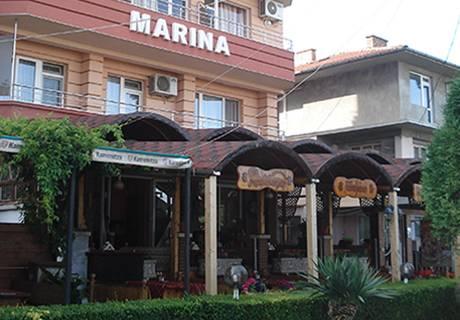 Хотел Марина, Равда