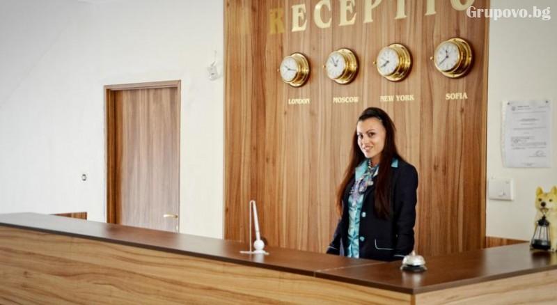 Хотел Морски вълк, Варна