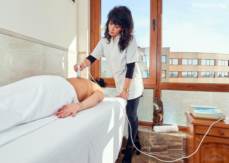 Нощувка на човек в едноспален или двуспален апартамент със закуска и вечеря* + релакс зона от хотел Св. Св. Петър и Павел***, Поморие, снимка 15