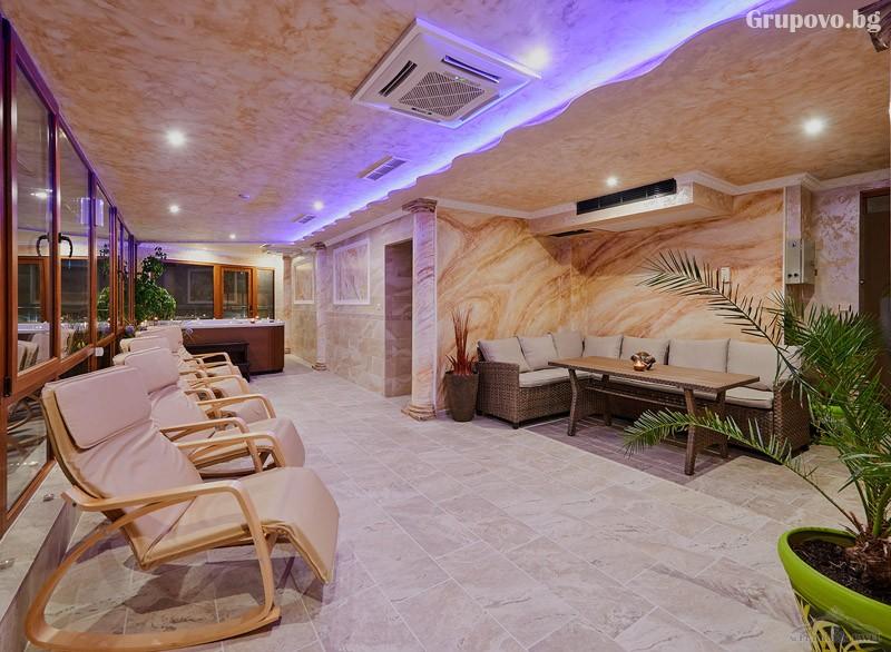 Нощувка на човек в едноспален или двуспален апартамент със закуска и вечеря* + релакс зона от хотел Св. Св. Петър и Павел***, Поморие, снимка 21