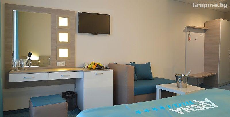 Великден в Златни Пясъци! 3 нощувки на човек на база All inclusive + басейн и релакс зона в Хотел Арена Мар****, снимка 4
