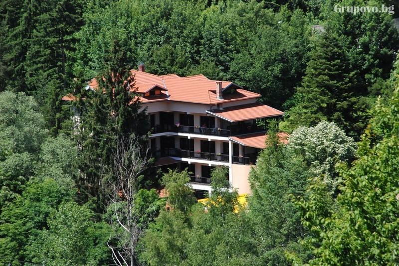 Семеен хотел Илинден, Шипковски минерални бани