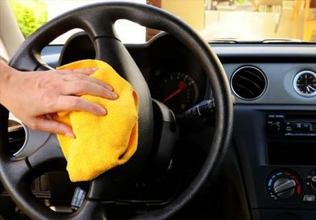 Външно и вътрешно почистване на автомобил от автомивка НСС, Военна Рампа, снимка 2