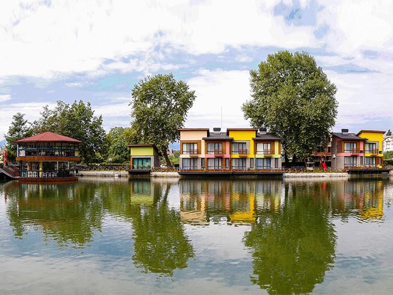 Комплекс Къщи край водата, Огняново, снимка 4