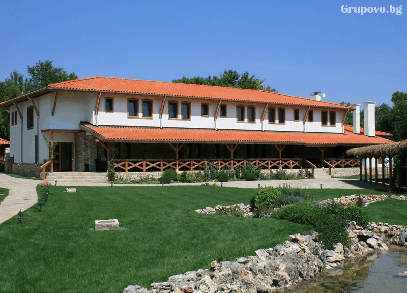 СПА комплекс Стара Плиска