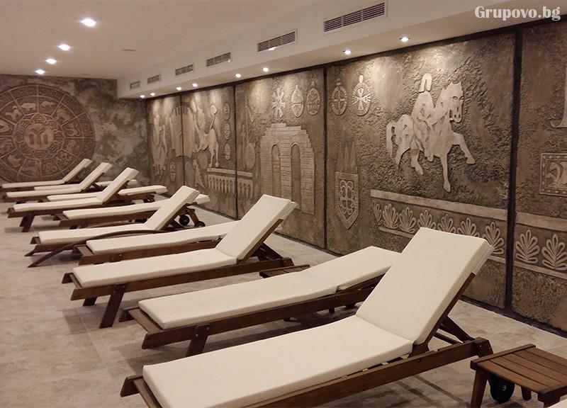 Нощувка на човек + басейн, джакузи и релакс център в културно-исторически комплекс Стара Плиска, снимка 4