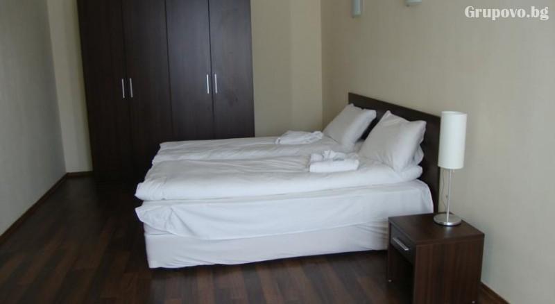 Нощувка на човек + сауна и парна баня в Апартхотел Аспен, Банско, снимка 9