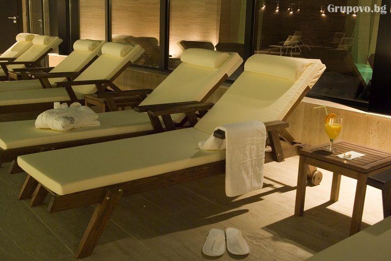 Нощувка на човек + сауна и парна баня в Апартхотел Аспен, Банско, снимка 7